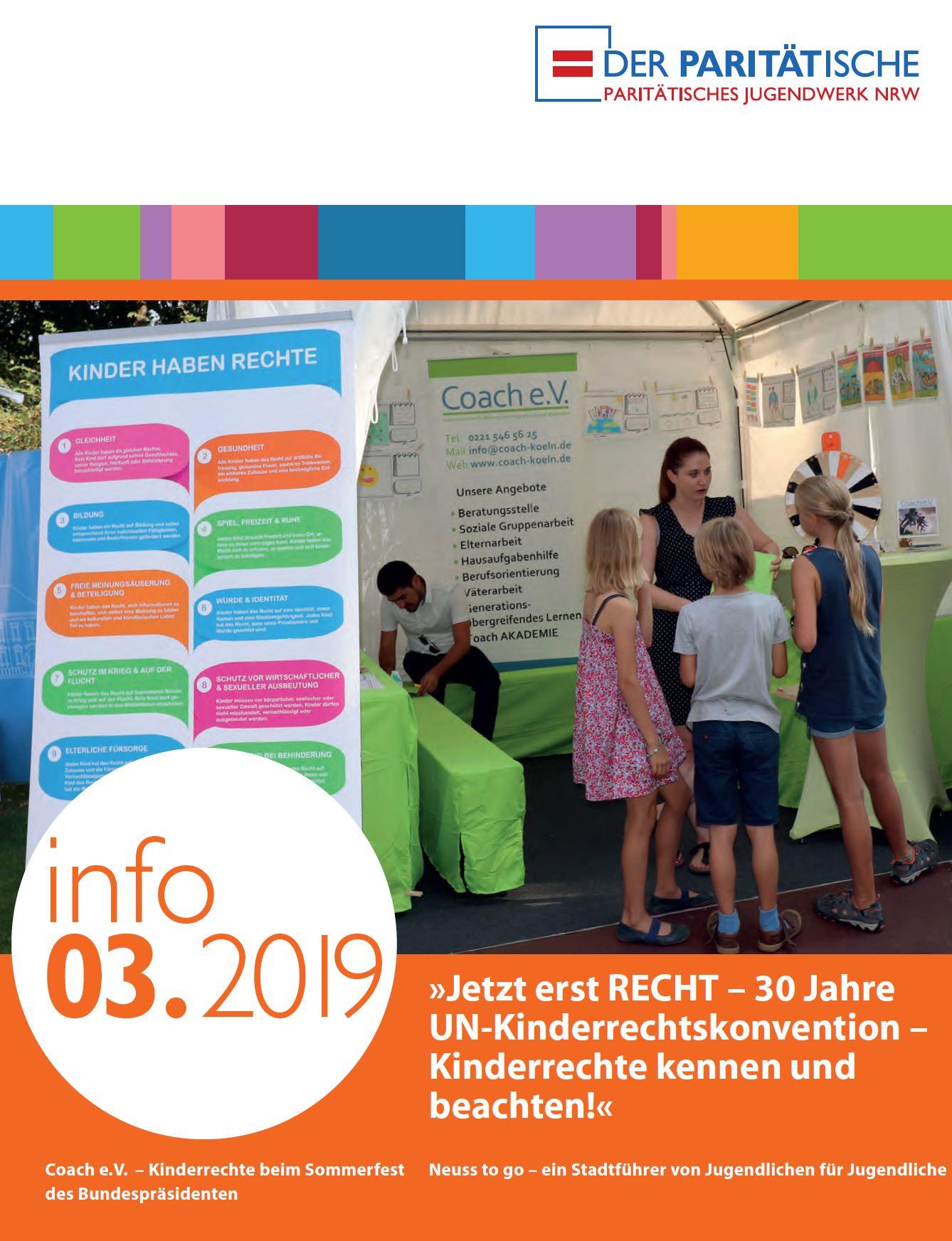Interkulturelle Projekthelden Paritätisches Jugendwerk NRW