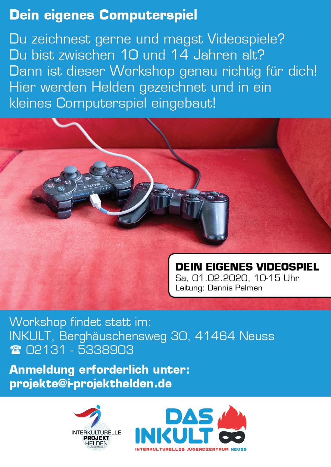 Projekthelden Gaming